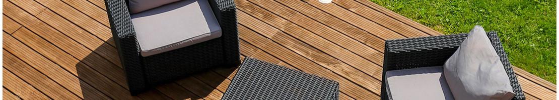 Aménager une terrasse bois & composite